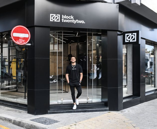 BLOCK22 Store | Limassol